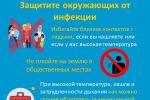 Подробнее: Информация о коронавирусе